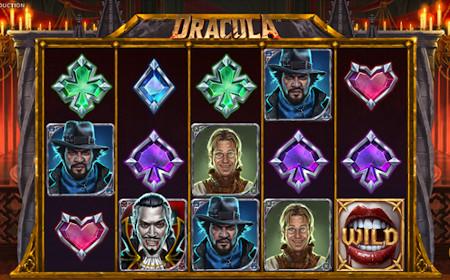 Dracula de Stakelogic - Revue de jeu