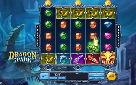 Dragon Spark - Revue de jeu
