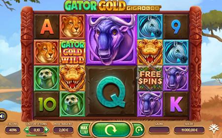 Gator Gold Gigablox - Revue de jeu