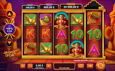 Gold Pile�: Toltec Treasure - Revue de jeu