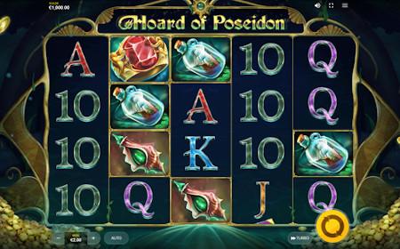 Hoard of Poseidon - Revue de jeu