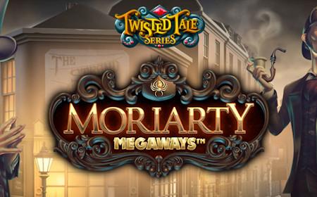Moriarty Megaways - Revue de jeu