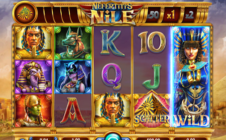 Nefertiti's Nile - Revue de jeu