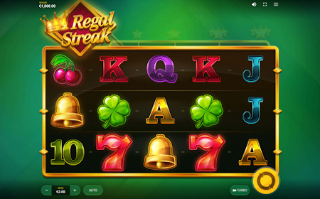 Regal Streak - Revue de jeu