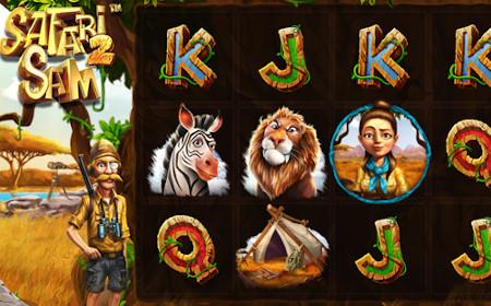 Safari Sam 2 - Revue de jeu