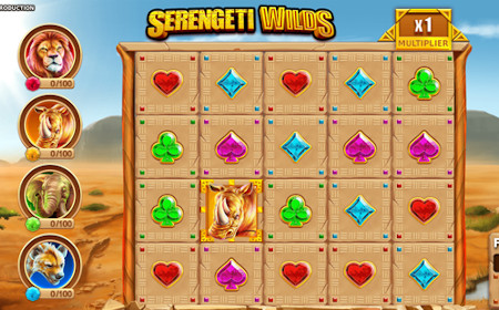 Serengeti Wilds - Revue de jeu