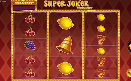 Super Joker Megaways - Revue de jeu