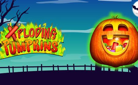 Xploding Pumpkins - Revue de jeu