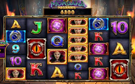 Morgana Megaways - Revue de jeu