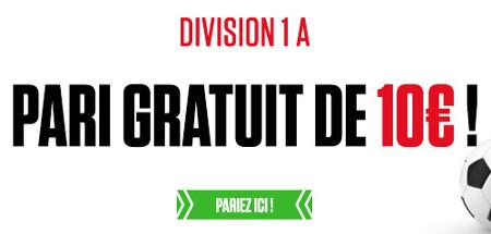 10 € de pari gratuit sur la Jupiler Pro League avec Ladbrokes