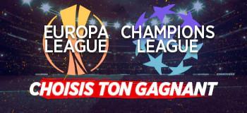 30 euros d'extra pour chaque victoire de votre équipe en LDC ou Ligue Europa avec Ladbrokes