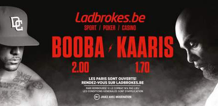 Ladbrokes ouvre les paris sur le combat entre Booba et Kaaris