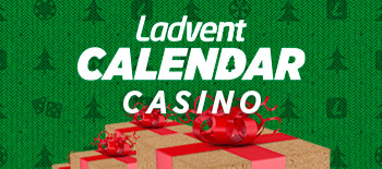 Calendrier de l'Avent du casino Ladbrokes