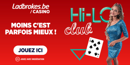 Triplez votre premier dépôt sur le casino Ladbrokes