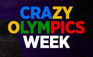 Crazy Olympics Week: Gagnez une surprise par jour avec les JO sur Ladbrokes