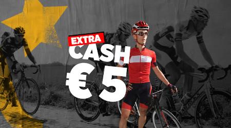 Étoile de Bessèges: 5 euros en plus si vous trouvez le gagnant du  jour avec Ladbrokes