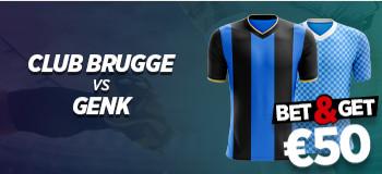 Super Cup: 50 euros si plus d'un but est marqué en rejoignant Ladbrokes
