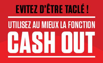 Sécuriser ses gains grâce au cash-out sur Ladbrokes.be