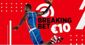 Pariez sur la NBA et gagnez 10 euros cash avec Ladbrokes