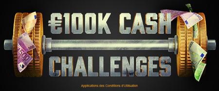 100 k€ cash Challenges en octobre sur Ladbrokes Poker