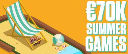 70.000 € à gagner aux jeux d'été sur Ladbrokes Poker