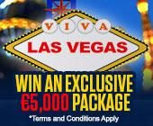Un package de 5.000 euros pour Las Vegas à gagner sur Ladbrokes Poker