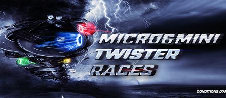 Prenez part à deux courses Twister à 2.000 et 5.000 €