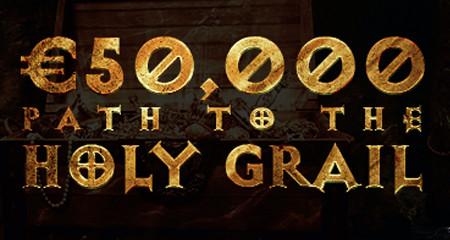50.000 € pour la Quête du Graal sur Ladbrokes Poker