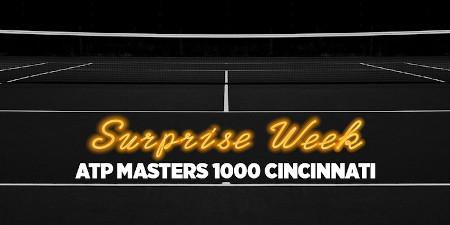 ATP Masters 1000: Une surprise par jour  avec le bookmaker Ladbrokes