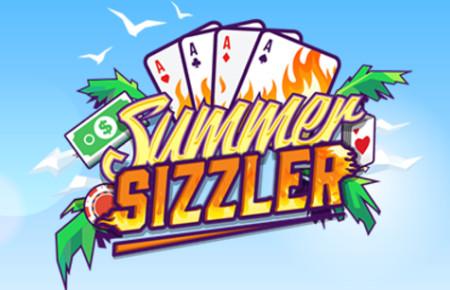 Summer Sizzler: des freerolls quotidiens à 1.000 euros et hebdomadaires à 10.000 euros