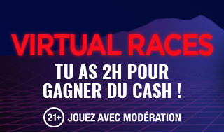 Virtual Races sur Ladbrokes