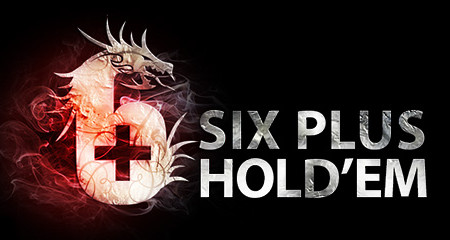 Le Six Plus Hold'em sur ladbrokes Poker