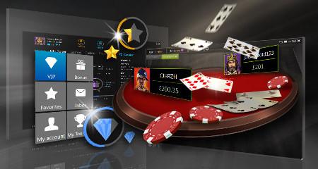 Nouveau logiciel Poker de Ladbrokes.be