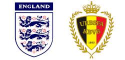 Angleterre x Belgique