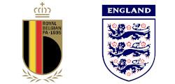 Belgique x Angleterre