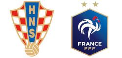 Croatie x France