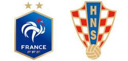 France x Croatie