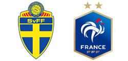 Suède x France