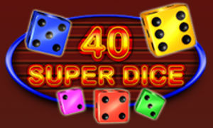 40 Super Dice sur Luckygames.be