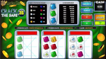 Lucky Games » Casino en ligne agréé par la CJH » Jeux d'argent en