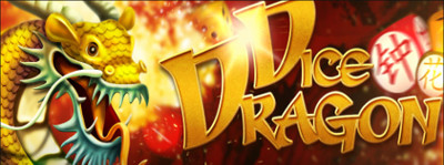 Dice Dragon : nouveau Dice Game sur LuckyGames.be