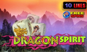 « Dragon Spirit » sur LuckyGames.be