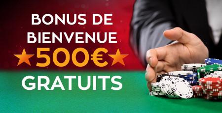 500 € de bonus de bienvenue offert par magicwins.be