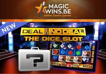 Découvrez le Dice Slot Deal Or No Deal sur MagicWins
