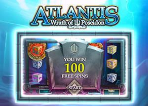 Dice Slot Atlantis disponible sur la salle de jeux MagicWins