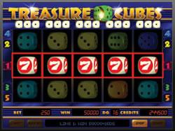 Dice Slot Treasure Cube de MagicWins