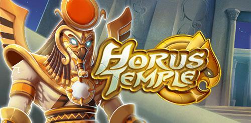 Horus Temple : La nouvelle machine à sous de magicwins.be