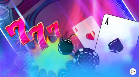 7-7-7 jackpots: 2.000 euros à gagner sur les tables blackjack du casino Napoleon