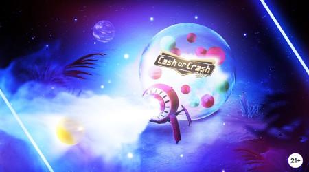 Cash or Crash Leaderboard: 2500 euros à se  partager sur le Live Casino Napoleon