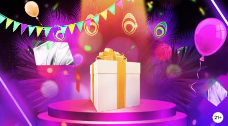 Gifts Cards Festival: 500 euros par jour à gagner sur les tables de blackjack Napoleon